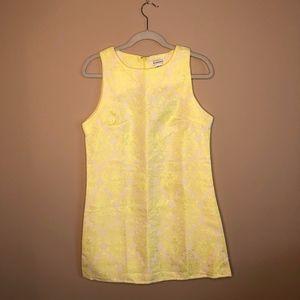 "Yellow ""Glamorous"" Dress"